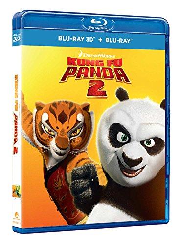 Kung Fu Panda 2 (Blu-Ray 3D+Blu-Ray) [Italia] [Blu-ray]