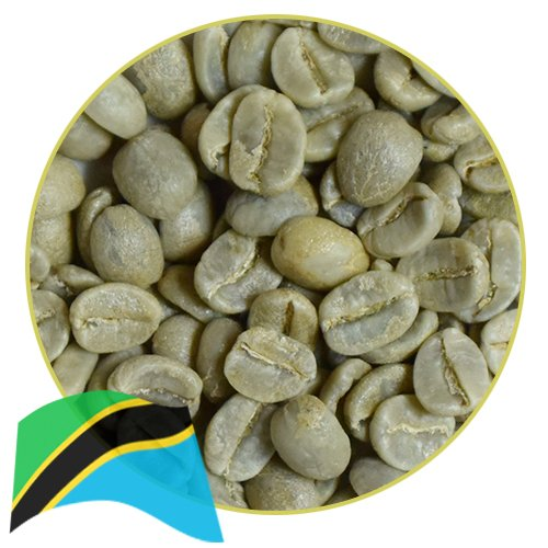 レイトンズコーヒー タンザニア(キリマンジャロ) (中煎り, 300g)