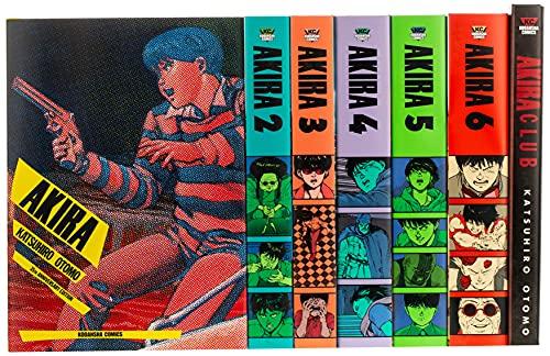 Akira 35th Anniversary Box Set: 7