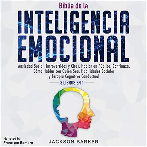 Diseño de la portada del título Biblia de la Inteligencia Emocional