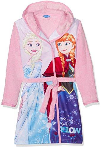 Disney Mädchen Bademantel 163892 Rose, 3 Jahre