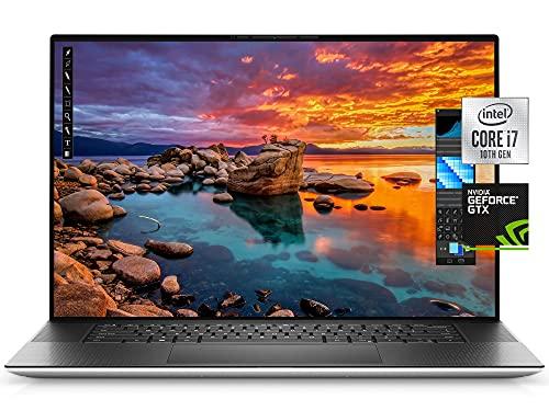 New dell xps 17 9700 laptop, 17' fhd+ infinityedge display, intel i7-10750h, geforce gtx 1650ti, 64gb ram, 1tb ssd, ir camera, backlit keyboard, fingerprint reader, wi-fi 6, thunderbolt, win 10 home