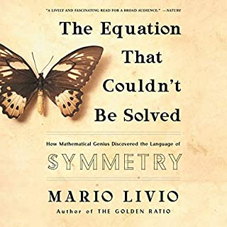 The Equation That Couldn't Be Solved cover art