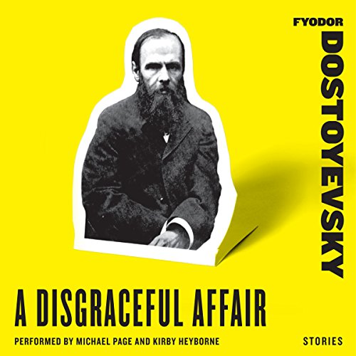 A Disgraceful Affair: Stories cover art