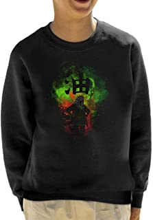 Cloud City 7 Jiraiya Hermit Naruto Kid's Sweatshirt