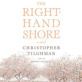 The Right-Hand Shore audiobook cover art