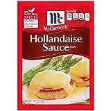McCormick Hollandaise Sauce Mix, 1.25 oz (Pack of 12)