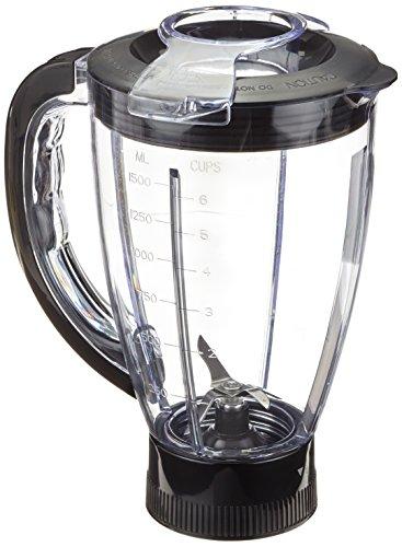 AEG AMPJM01 blender opzetstuk, geschikt voor AEG keukenmachines uit de KM3-serie, bijvoorbeeld KM 3200.