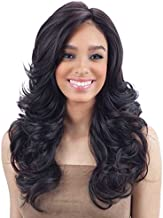 TYLA (99J) - FreeTress Equal Synthetic Silk Base 4x4 Lace Front Wig
