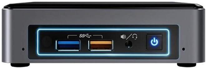 Intel NUC 7I7BNKQ - Ordenador Mini PC (Intel Core i7-7567U, 16 GB DDR4 RAM, 512 GB SSD, Windows 10)