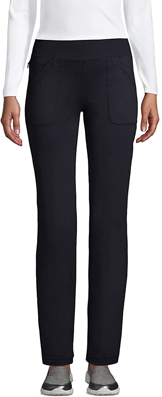 Lands' End Women's Active 5 Pocket Pants