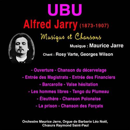 Couverture de Ubu. Musiques et Chansons