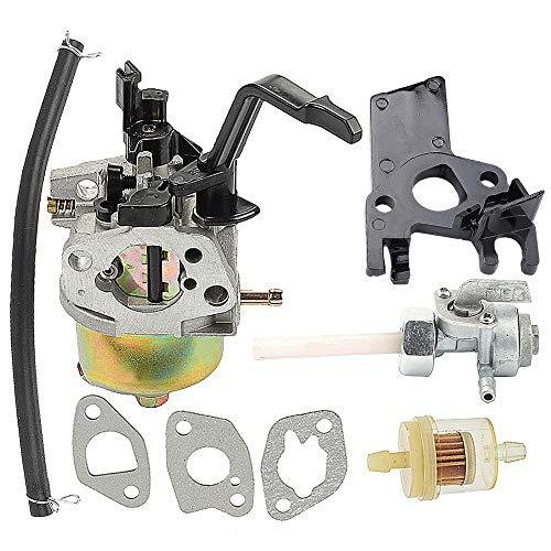 Harbot Carburetor for Harbor Freight Chicago Predator 68527 68528 67560 67561 208CC 212CC R210III 3500 3050 3200 4000 Watts Gasoline Generator