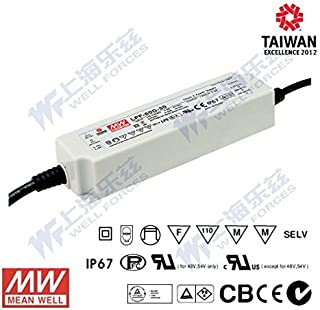 Meanwell LPF-60D-24 Power Supply - 60W 2.5A - Dimmable