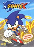 Sonic X, Tome 4 - Toujours plus vite !
