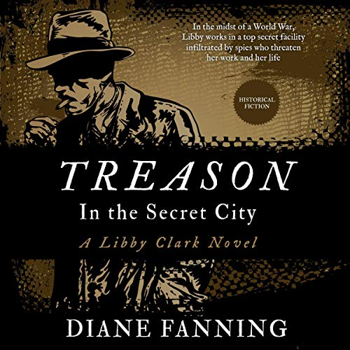 Treason in the Secret City cover art