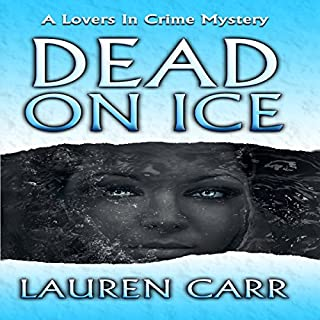 Dead on Ice audiobook cover art