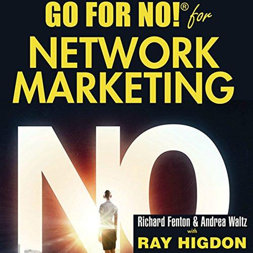Go for No! for Network Marketing audiobook cover art