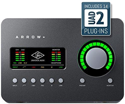 UniversalAudio『Arrow』