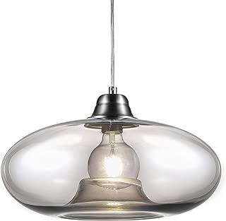 Nino leuchten ruth 1 lumière pendentif en rotin