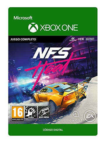 Need for Speed: Heat Standard Edition | Xbox One - Código de descarga