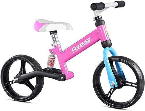 tienda de venta XUE Bici del Balance de de de Aluminio para los Cabritos y los Niños-Manillar Ajustable y Asiento ninguì n Pedal del Entrenamiento del Deporte de la Bicicleta para los Niños Edades 3, 4, 5, 6.  80% de descuento