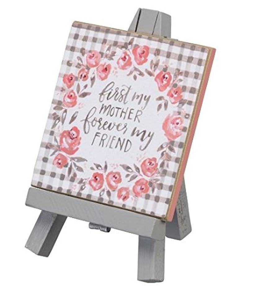 修正するラッシュ配置Primitives by Kathy ミニイーゼル - First My Mother Forever My Friend