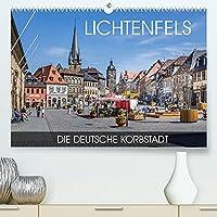Lichtenfels - die Deutsche Korbstadt (Premium, hochwertiger DIN A2 Wandkalender 2022, Kunstdruck in Hochglanz): Die Deutsche Korbstadt am Ufer des Mains (Monatskalender, 14 Seiten )