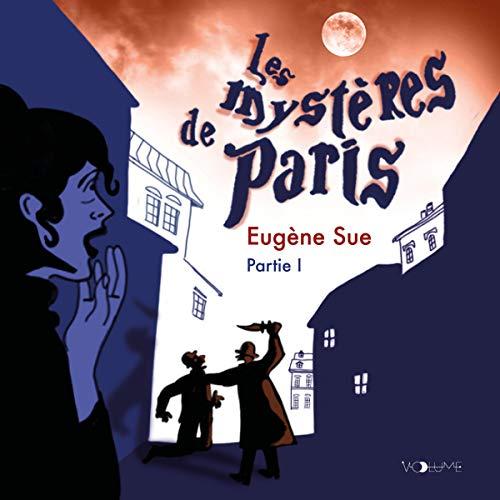 Couverture de Les mystères de Paris
