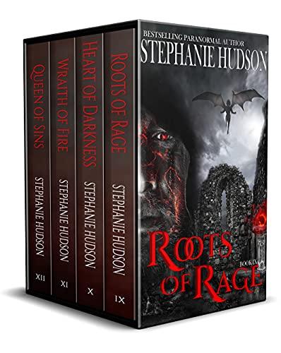 Transfusion Saga A Vampire King Paranormal Romance: Books 9 to 12 (Transfusion Saga Box Set Book 3)