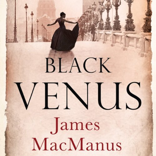 Black Venus audiobook cover art