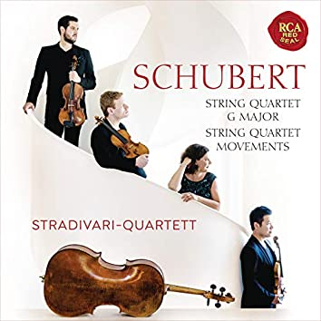 Schubert: String Quartet No. 15 etc.
