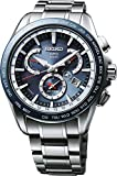 Seiko Astron SSE053J1 Men's GPS reception for time and timezone