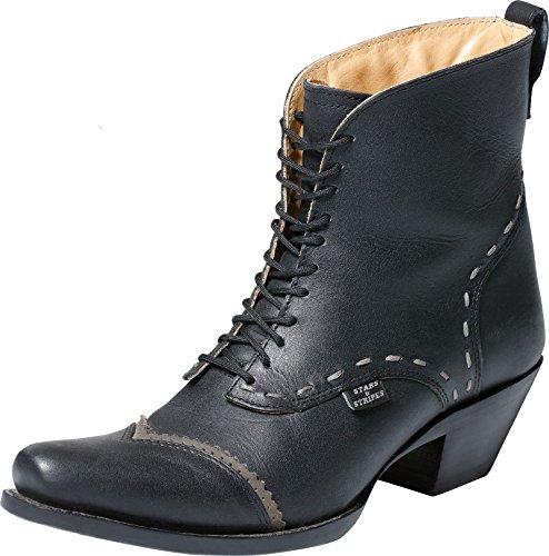Stars & Stripes Damen Western-Boots »ASHLEY« Schwarz (40)