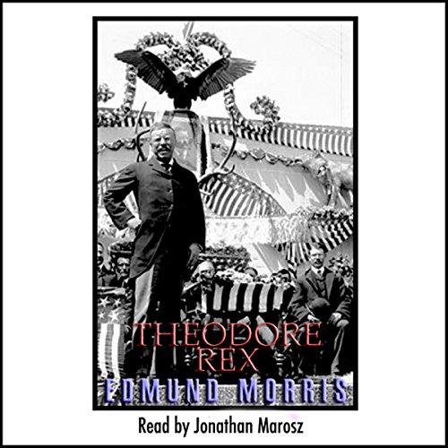 Theodore Rex cover art
