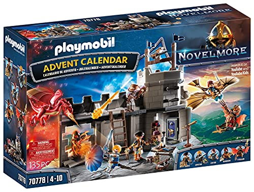 PLAYMOBIL Adventskalender 70778...