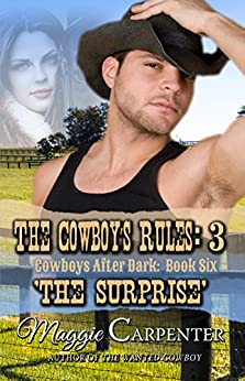 THE COWBOY'S RULES: 3: THE SURPRISE (Cowboys After Dark Book 6) by [Maggie Carpenter]