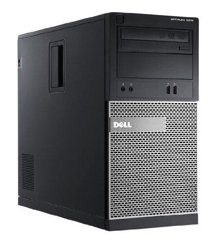 DELL OptiPlex 3010 3.4GHz i3-3240 Mini Tower Negro PC - Ordenador de sobremesa (3,4 GHz, 3ª generación de procesadores Intel® Core™ i3, 4 GB, 500 GB, DVD±RW, Windows 7 Professional)