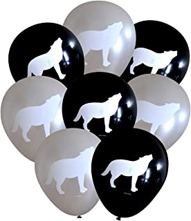 wolf themed party supplies