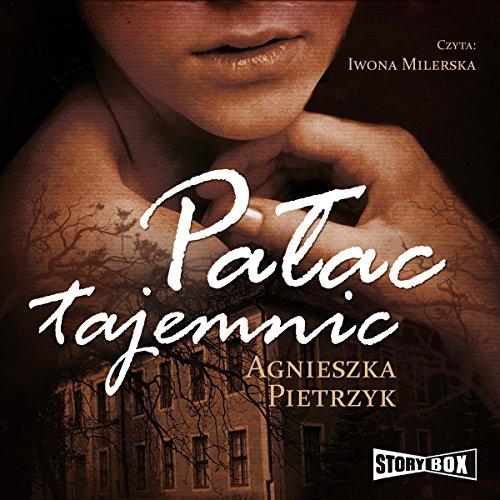 Pałac tajemnic audiobook cover art