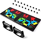INTEY 14 in 1 Push Up Board Multifunctional Push-Up Board...