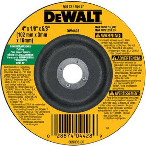 Diablo DBD045250701F 4-1//2In Metal Dc Gr
