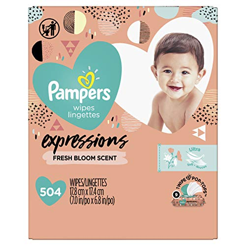Top 10 Best  Scented Baby Wipes Comparison