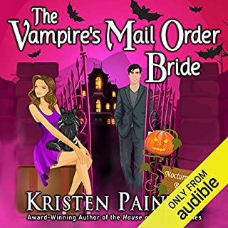 The Vampire's Mail Order Bride Titelbild