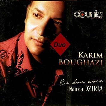 En duo avec Naima Dziria