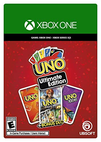 UNO: Ultimate Edition (Xbox One/Series X|S Digital Code) $8 via Amazon