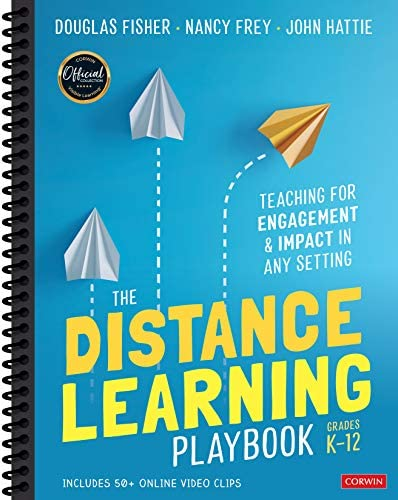 The Distance Learning Playbook Grades K 12 Teaching for Engagement and Impact in Any Setting product image