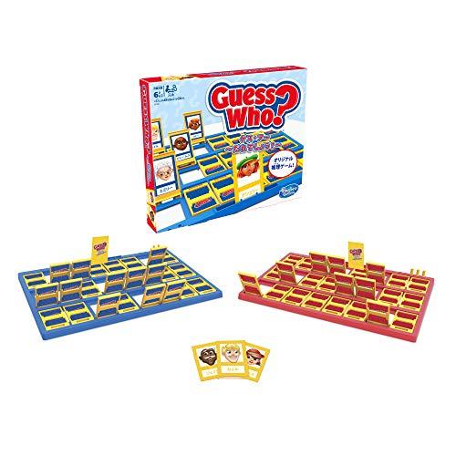 ハズブロ ボードゲーム ゲス・フー ~だれでしょう?~ 日本語版 C2124 正規品