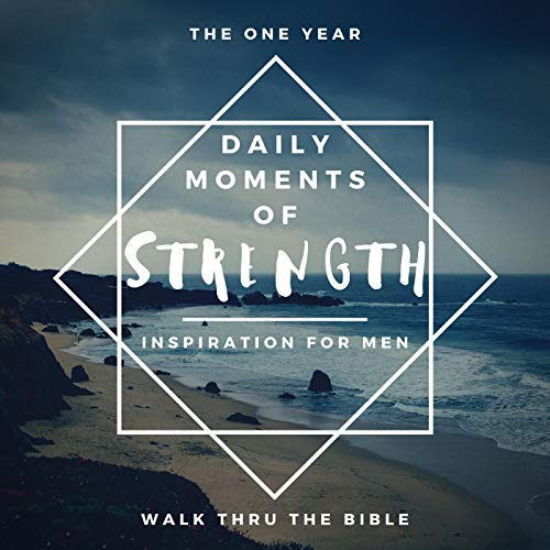 The One Year Daily Moments of Strength  By  cover art