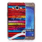 Tinxi 71417 - Cubierta de atrás para Samsung Galaxy J5, Multicolor